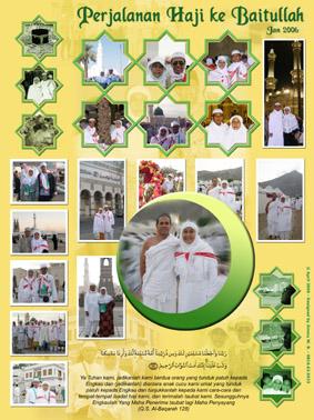 Perjalanan Haji