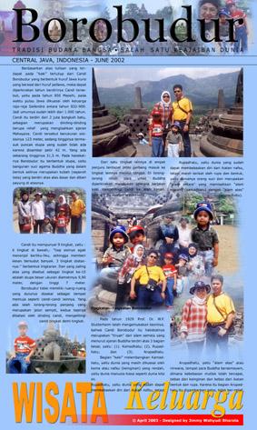 Wisata Keluarga Ke Borobudur