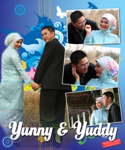 Prewedding Yunny & Yuddy by irajimmy Fotografi
