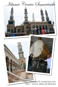 Kaltim Bangkit 2013 - Mesjid Islamic Centre Samarinda